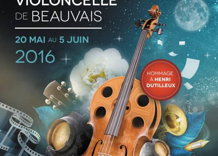 Le violoncelle improvis� sur la corde de do 2016
