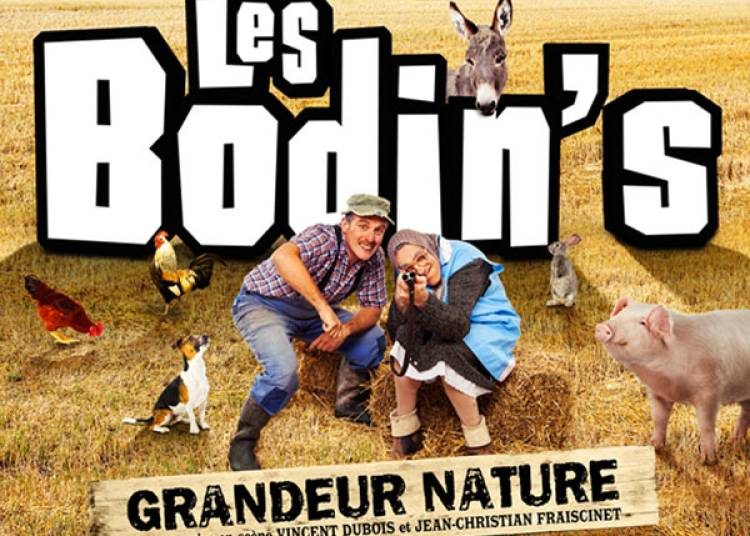 Les Bodin's � L'Isle d'Espagnac