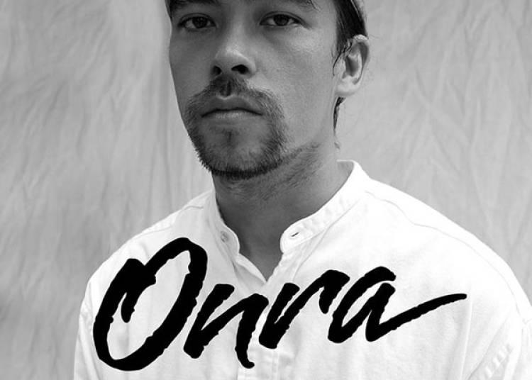 Onra Live � Paris 20�me