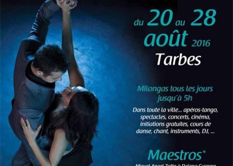 Tarbes en tango 2016