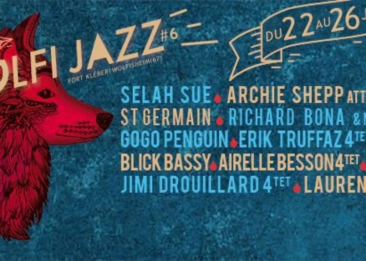 Wolfi Jazz 2016