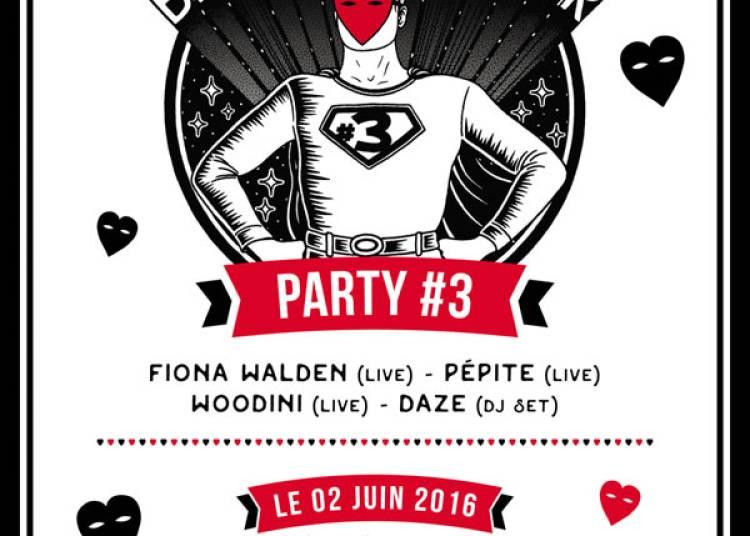 Beaucoup D'amour Party#3 : Pepite � Paris 20�me