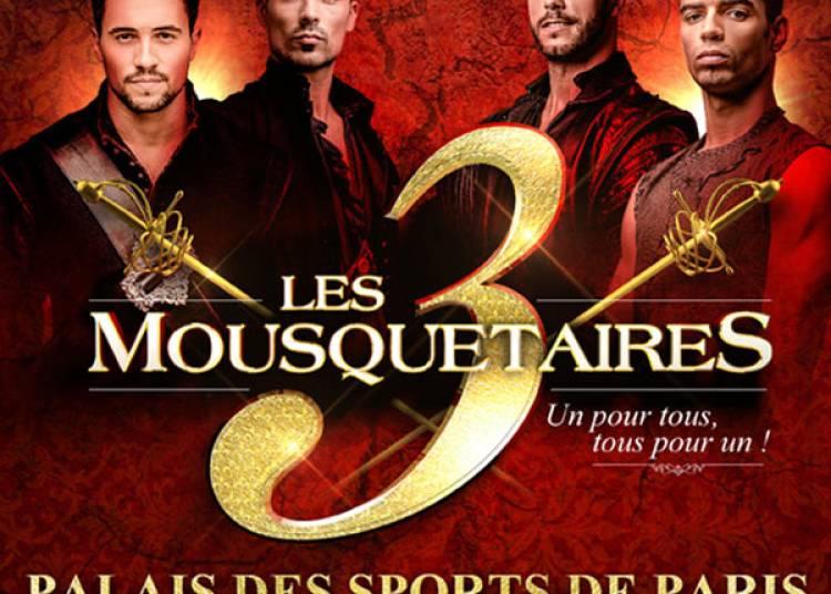 Les 3 Mousquetaires � Bordeaux