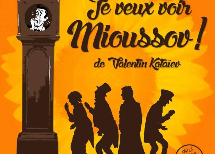 Je veux voir Mioussov ! de Valentin Kata�ev par la Cie de l'Embellie � Montauban