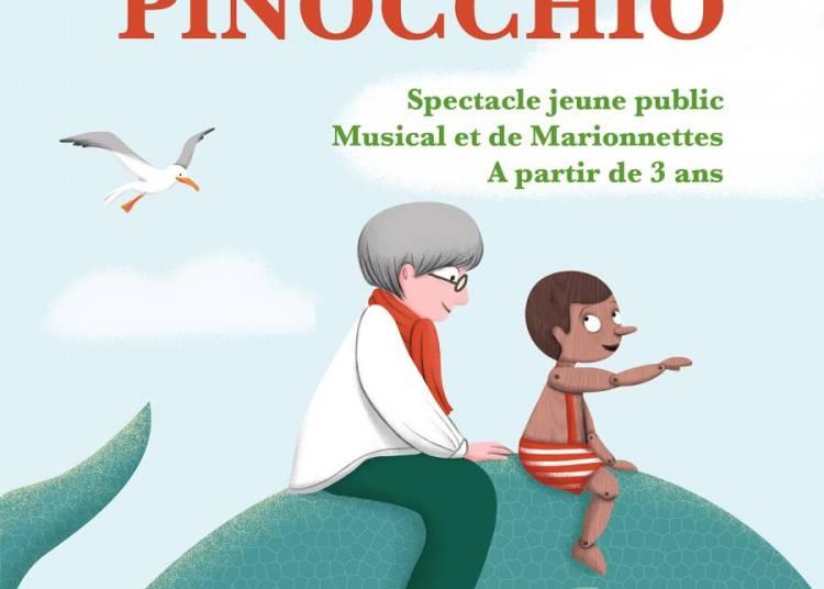Le RV des Pitchous : Pinocchio par la Cie Cr�a � Montauban