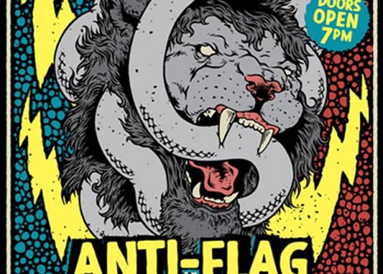 Antifest : Anti-flag � Paris 20�me