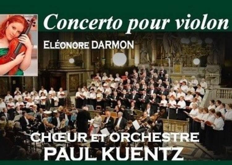 Beethoven, Concerto Pour Violon � Paris 8�me