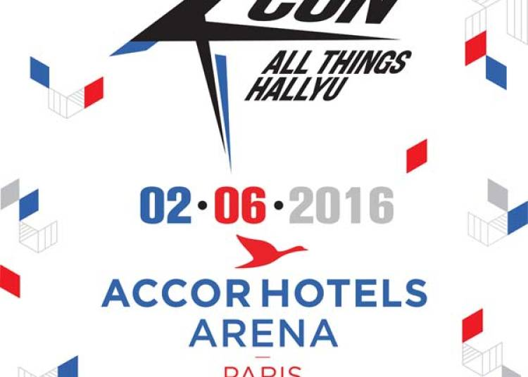 Kcon 2016 France � Paris 12�me