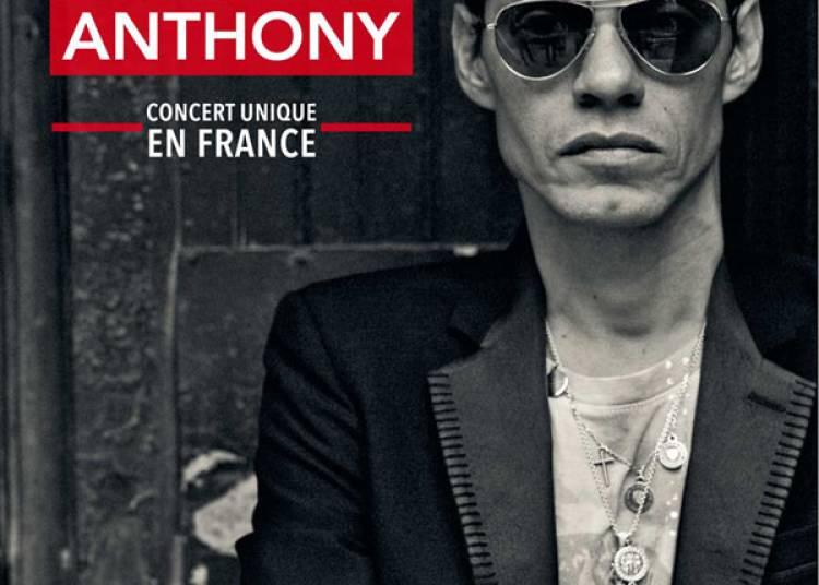 Marc Anthony � Paris 19�me
