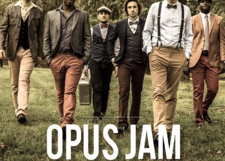 Opus Jam Motown A Cappella � Paris 9�me