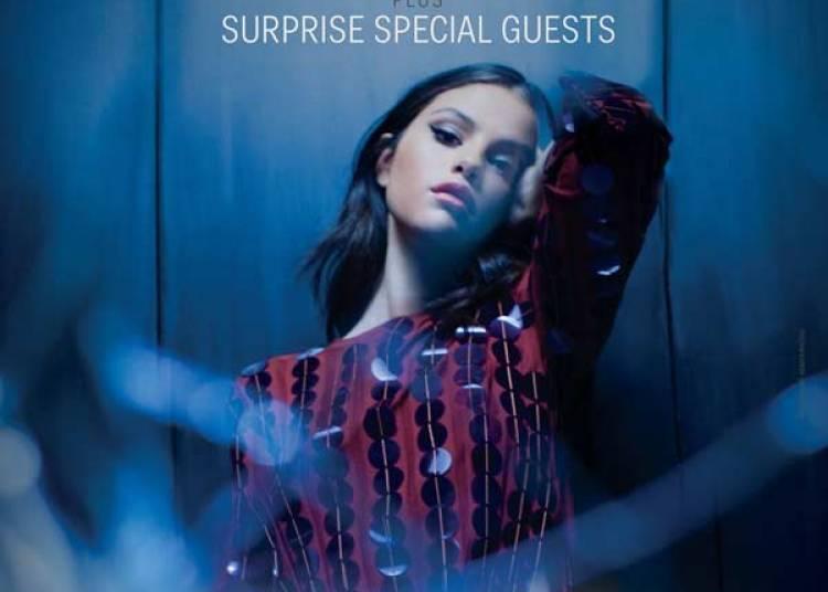 Selena Gomez � Paris 12�me