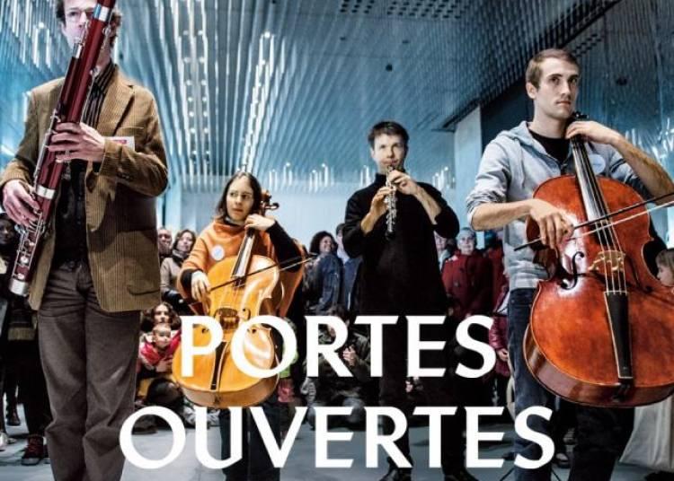 Week-end Portes Ouvertes � Paris 19�me