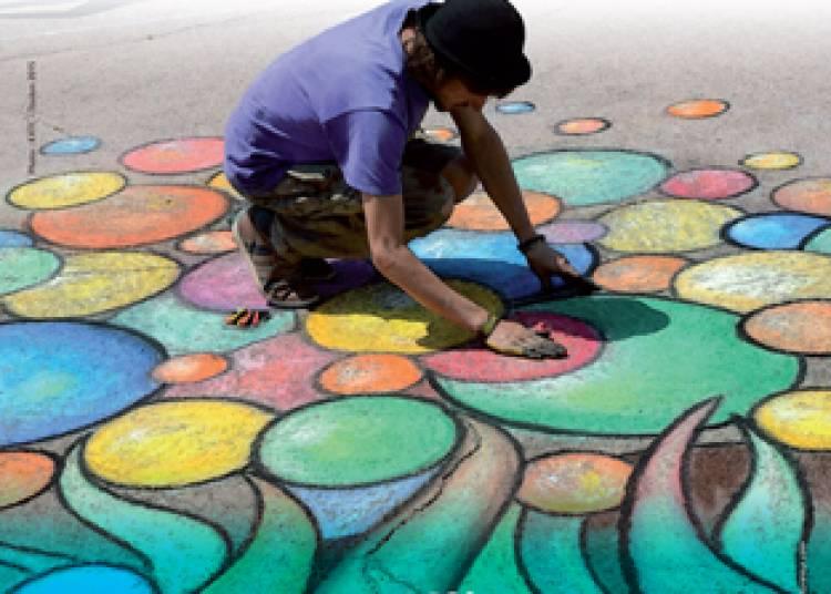7�me Festival International de Street Painting 2016