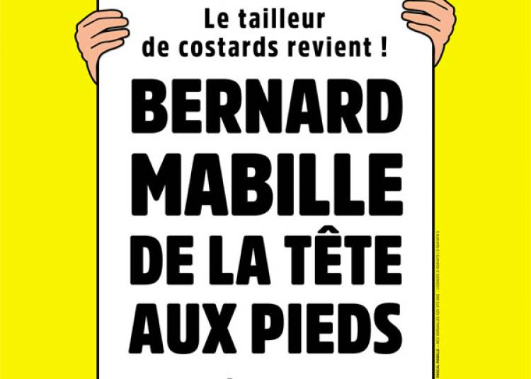 Bernard Mabille � Loudeac