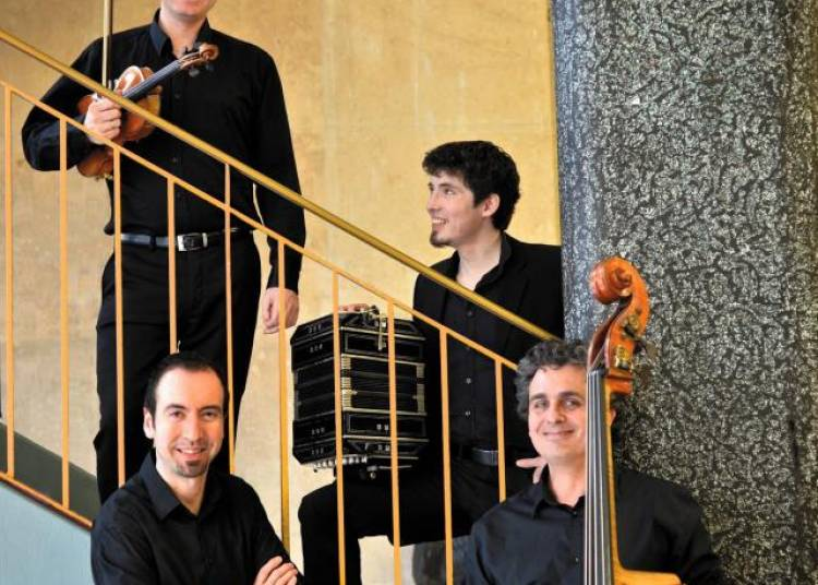 Quatuor Caliente � Paris 14�me