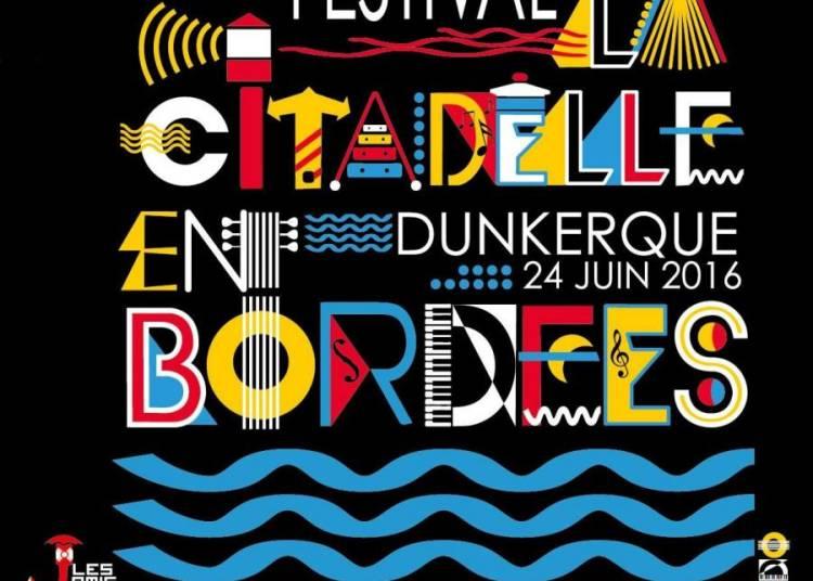 Shoepolishers au festival la citadelle en bord�es � Dunkerque