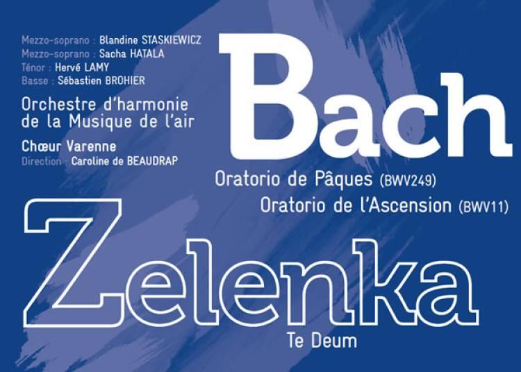 Bach:oratorios � Paris 1er