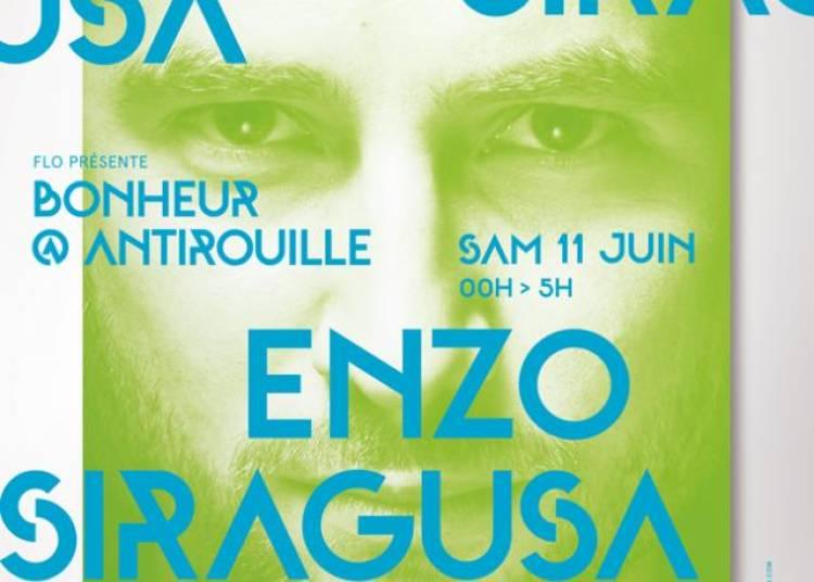 Bonheur, Enzo Siragusa � Montpellier