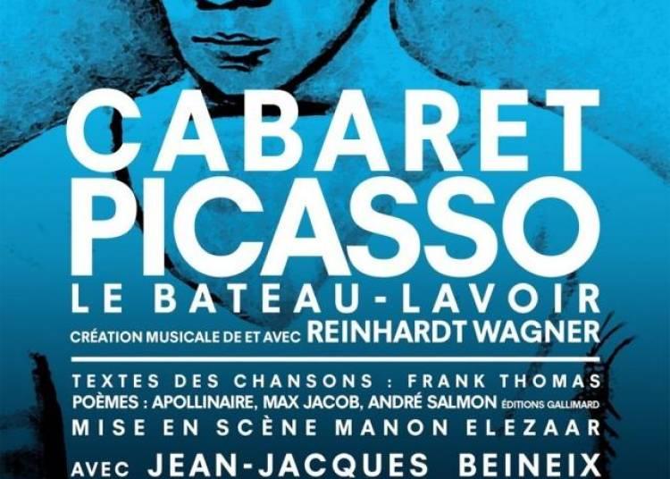 Cabaret Picasso Le Bateau-lavoir � Paris 6�me