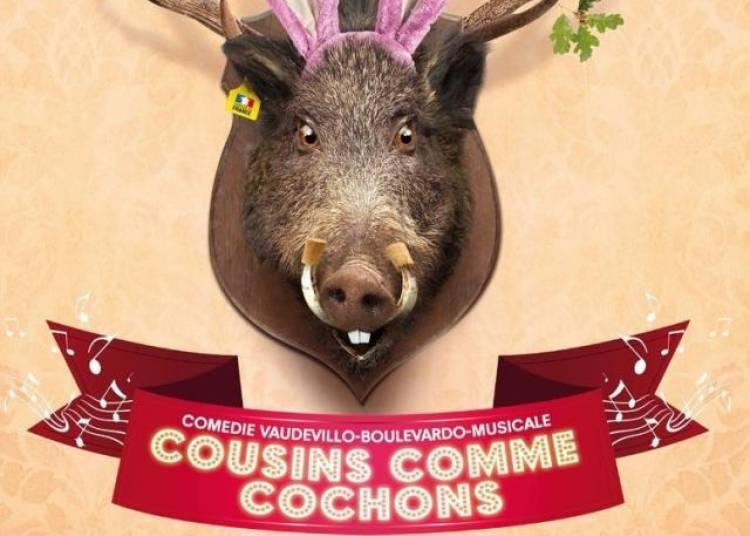 Cousins Comme Cochons � Paris 10�me
