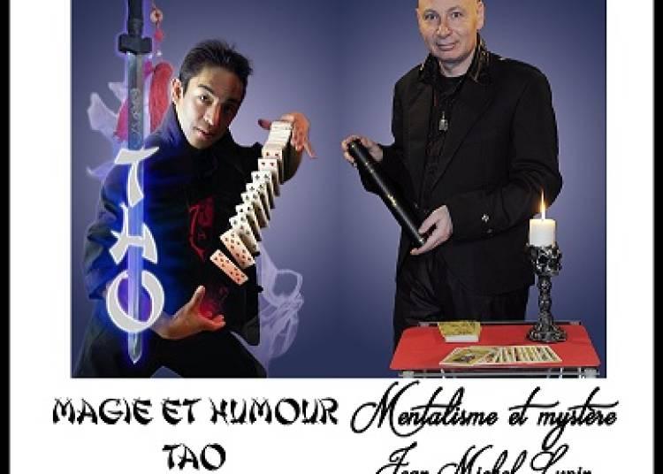 Magie au th��tre � Paris 11�me