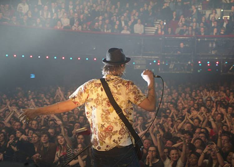 Peter Doherty � Istres