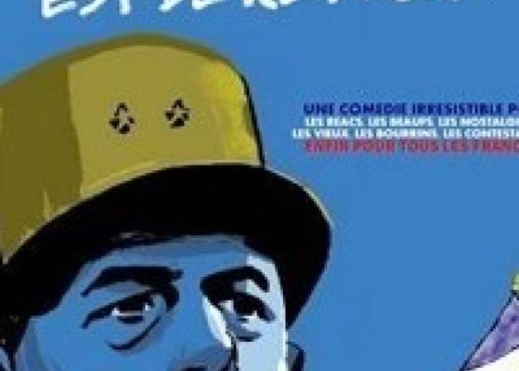 De Gaulle Est De Retour ! � Avignon