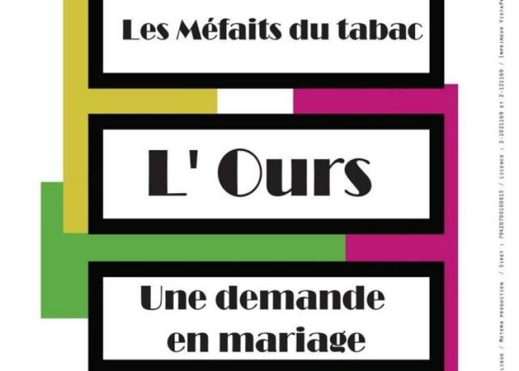 Les Mefaits Du Tabac - L Ours � Paris 5�me