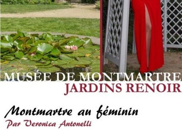 Montmartre Au Feminin � Paris 18�me