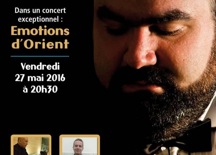 Emotions d'Orient � Paris 17�me