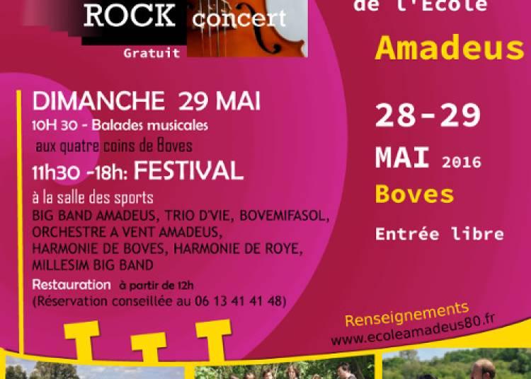 Festival musical , l'�cole Amadeus f�te ses 20 ans 2016