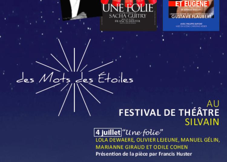 Festival Des Mots des �toiles 2016