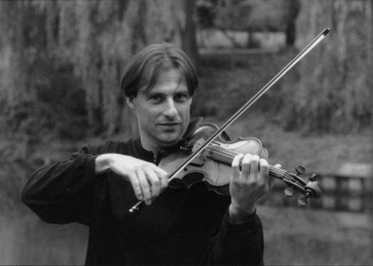 J�r�me Simon, violon � Paris 6�me