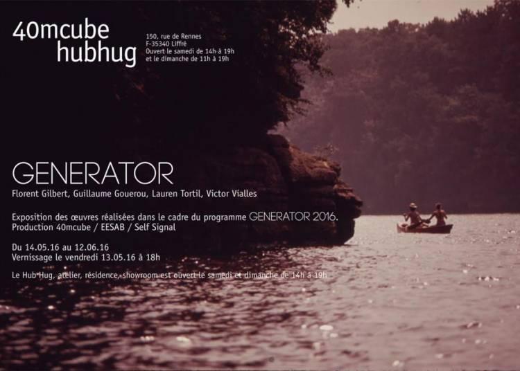 40mcube Hub Hug / GENERATOR � Rennes