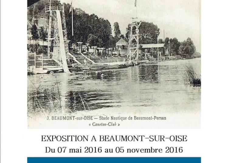 Quand Il Y Avait Une Plage A Beaumont-sur-oise � Beaumont sur Oise