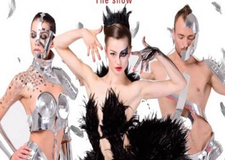 Ohlala Sexy-crazy-artistic � Paris 9�me