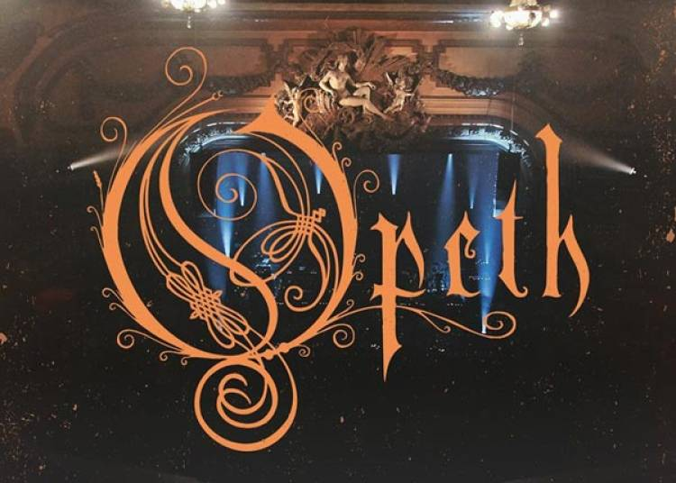 Opeth � Paris 18�me
