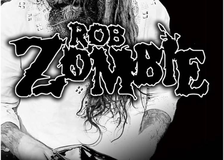 Rob Zombie � Paris 18�me
