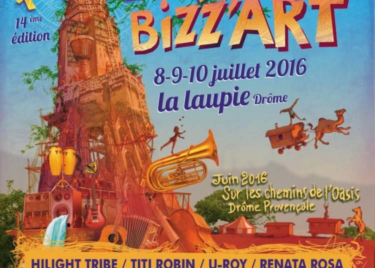 Festival L'oasis Bizz'art 2016