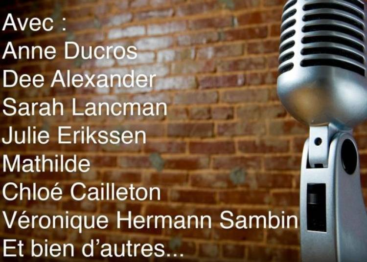 Festival Jazz Vocal Au Sunset � Paris 1er