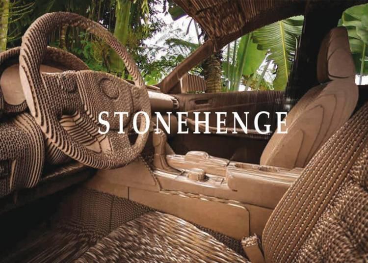 Stonehenge � Nantes
