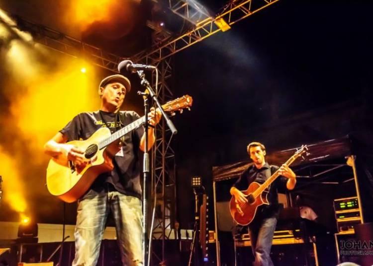 Apache & le Quincho, rock festif � La Caunette