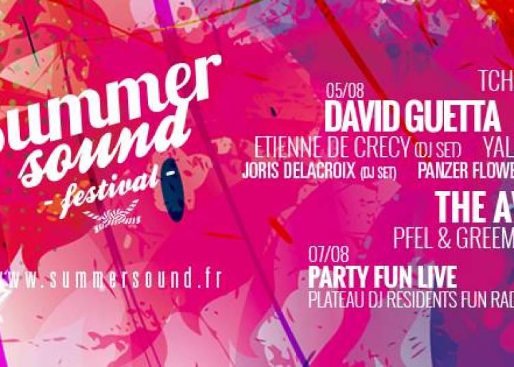 Festival Summer Sound 2016