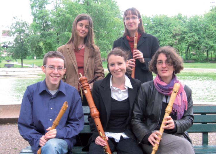 Fl�te � bec et chant autour de la musique baroque (Bach, Telemann, Vivaldi) � Paris 19�me