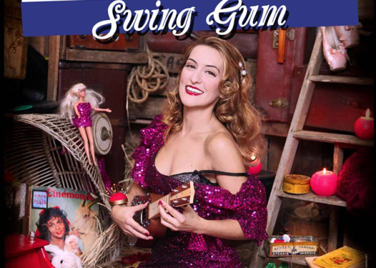 Hollywood Swing Gum � Paris 11�me