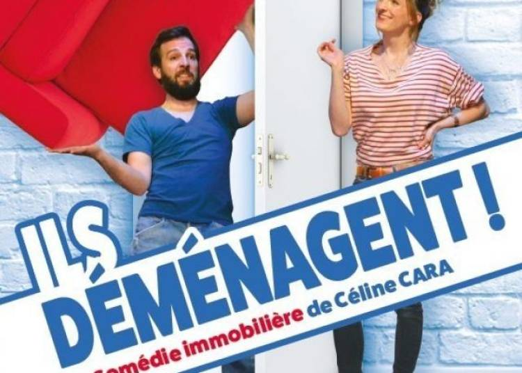 Ils Demenagent ! � Paris 18�me