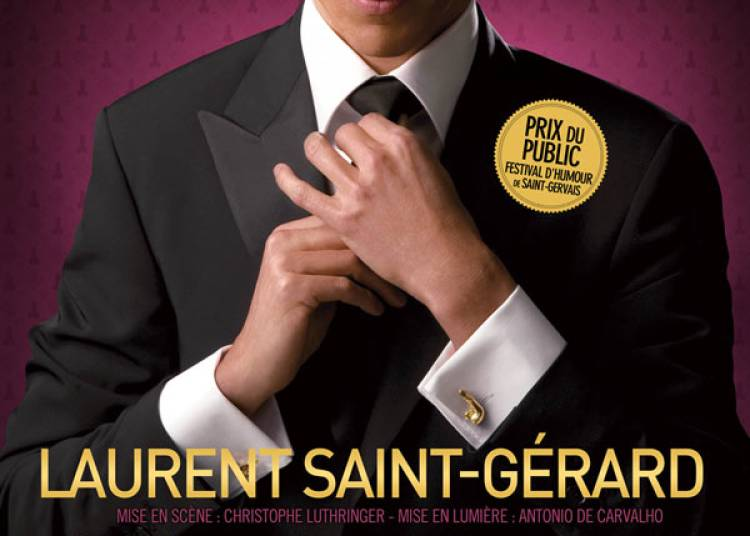 Laurent Saint-gerard � Paris 9�me