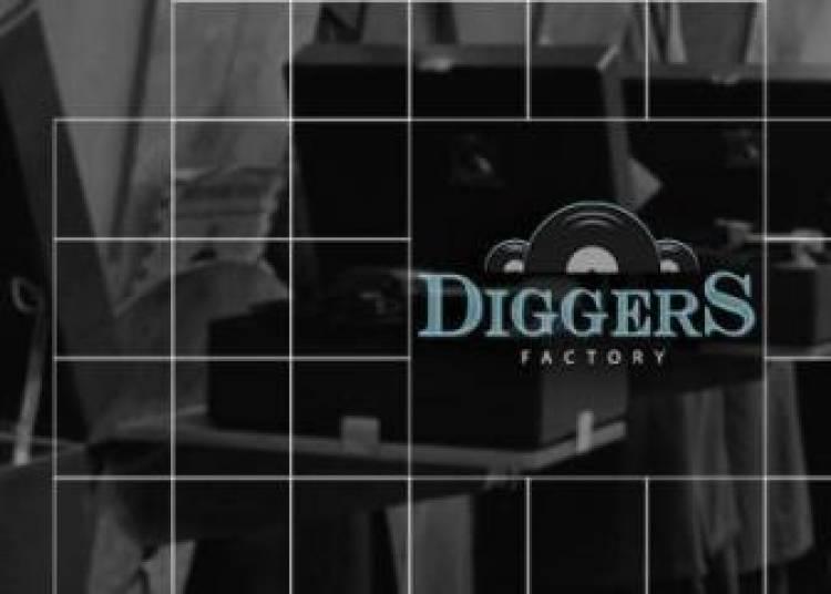 Diggers Factory � Paris 19�me