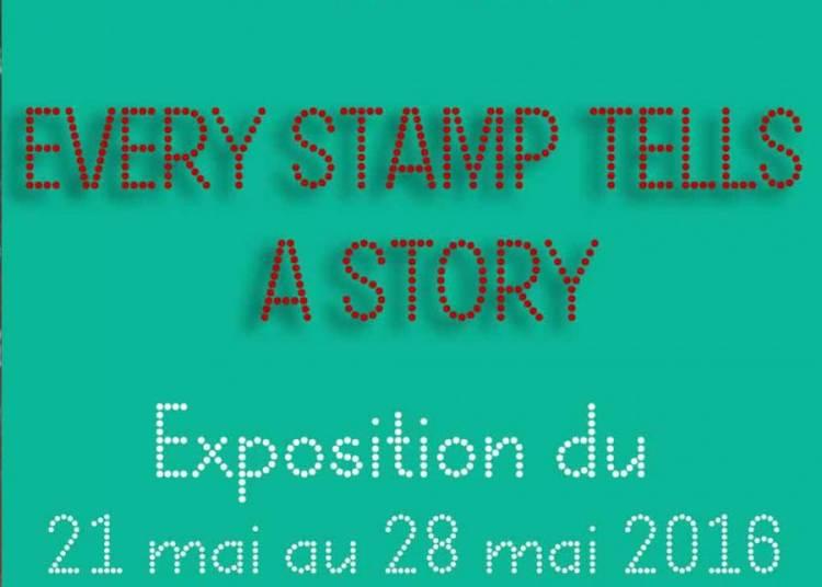 Every Stamp Tells a Story � Paris 1er