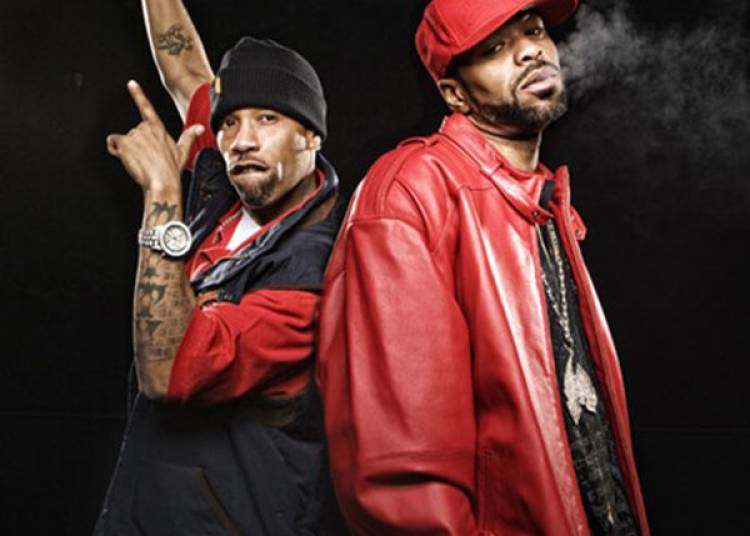 Method Man & Redman � Paris 19�me